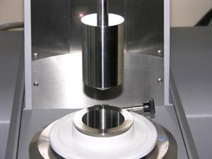 rheometer mäter viskositeten